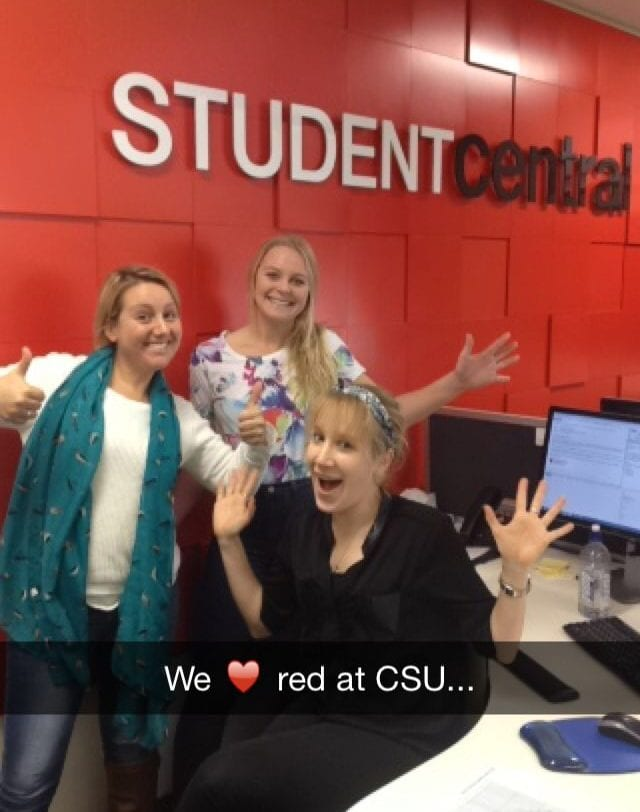 Student Central RED