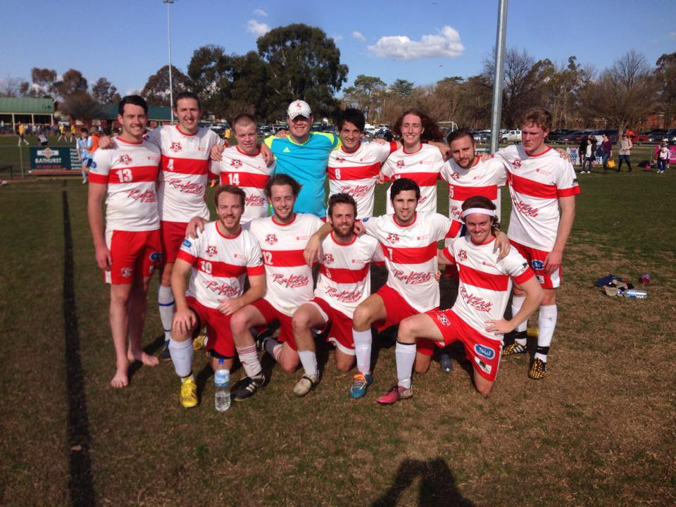 CSU Bathurst Men's Soccer