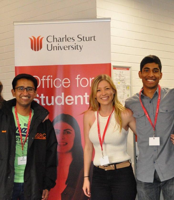 Charles Sturt University Student Leadership Conference