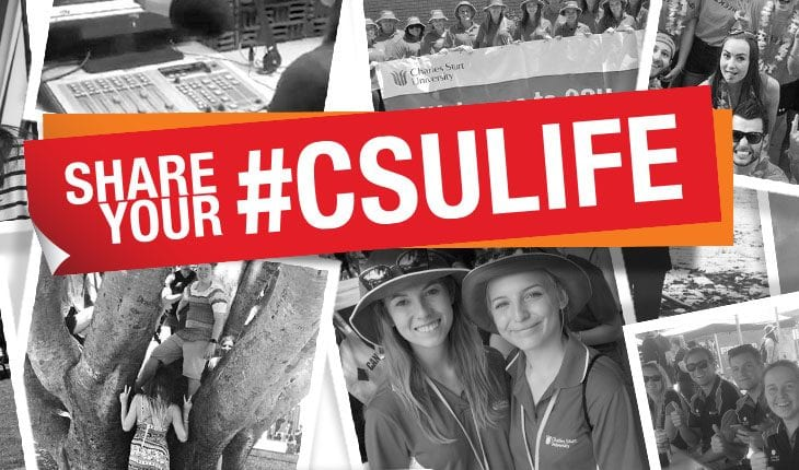 Share your #CSUlife
