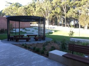 Port Macquarie Campus amphitheatre