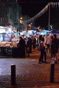 East Jerusalem nightlife