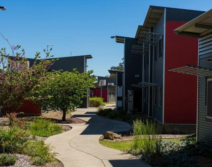 CSU on-campus accommodation