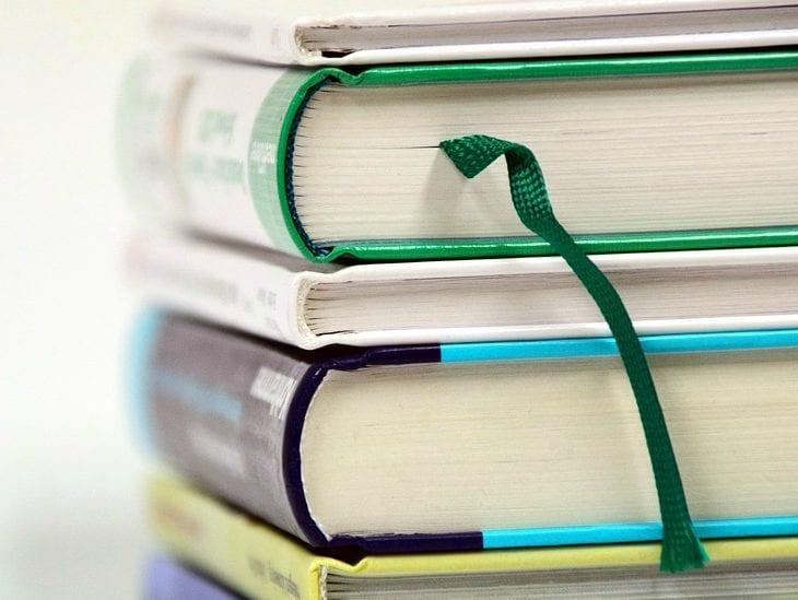 Textbooks.