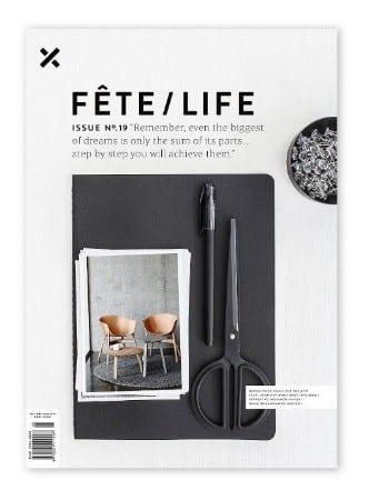 Fete Life magazine