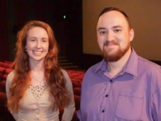 CSU Alumni Alice and Matt.