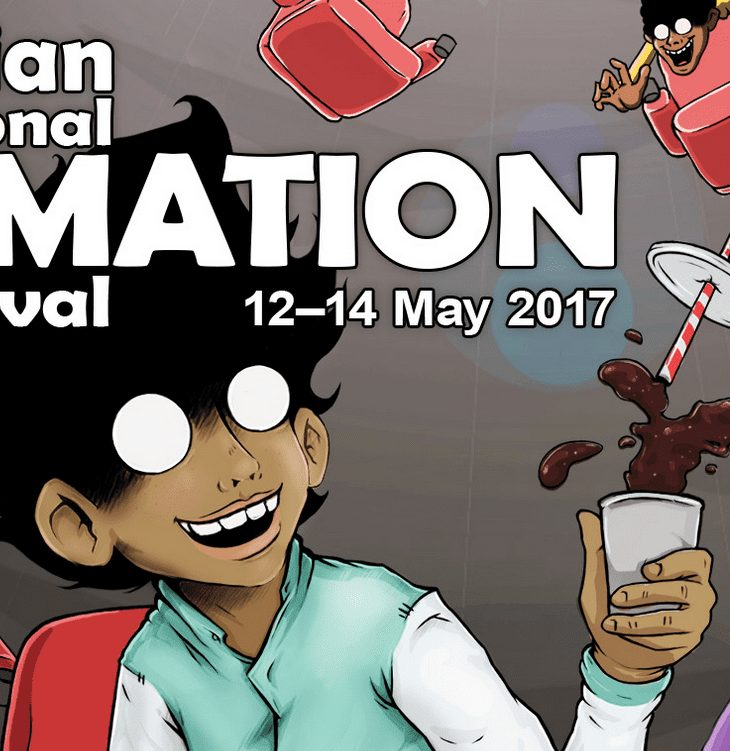 Australian International Animation Festival 2017.