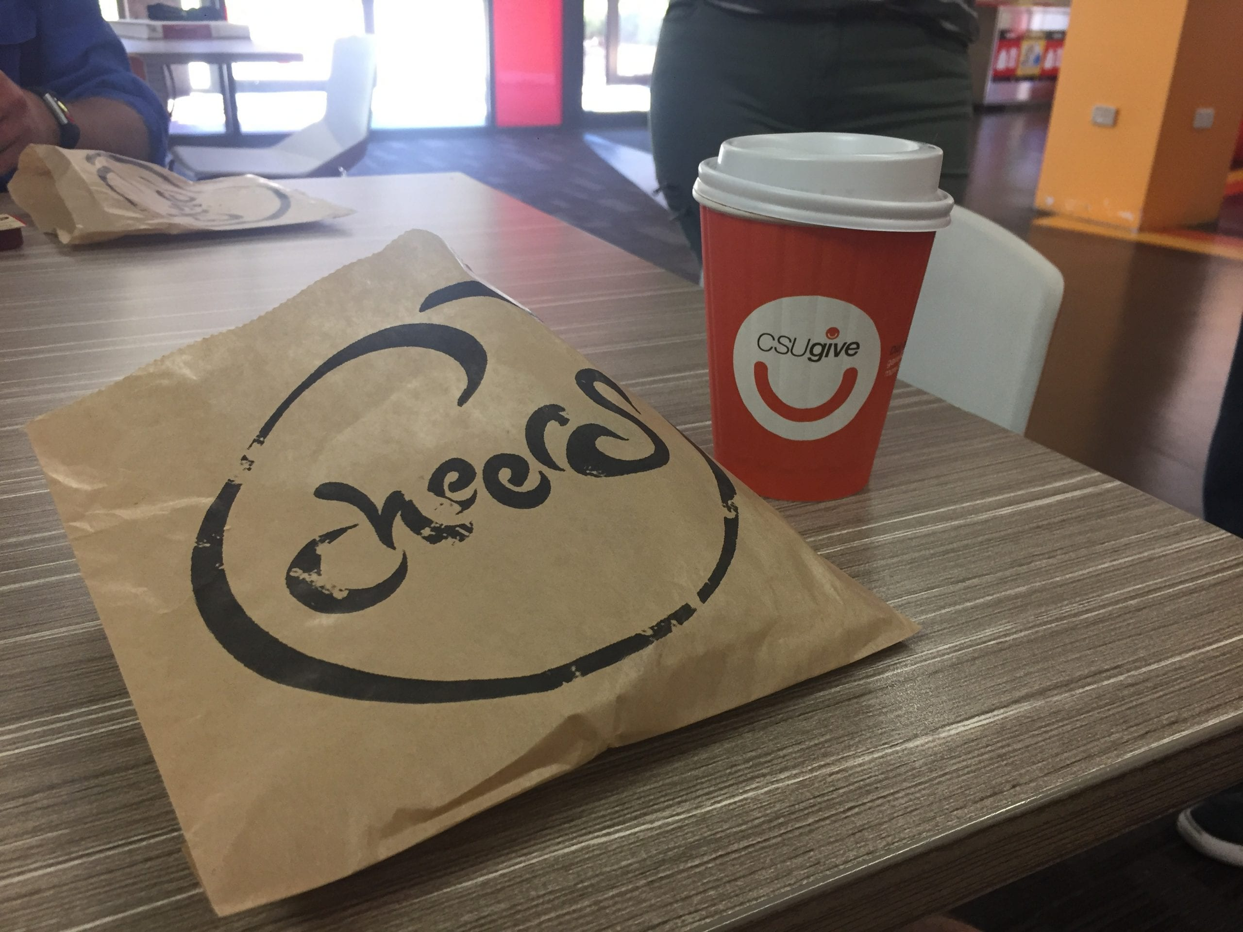 Crave Cafe at CSU in Wagga Wagga