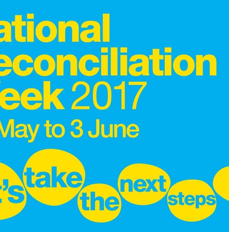 National Reconciliation Week logo.