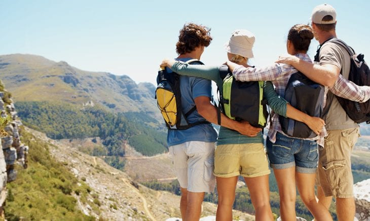 Travelling with friends. Image: gita online