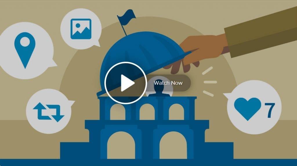Social Media for Government on Lynda.com