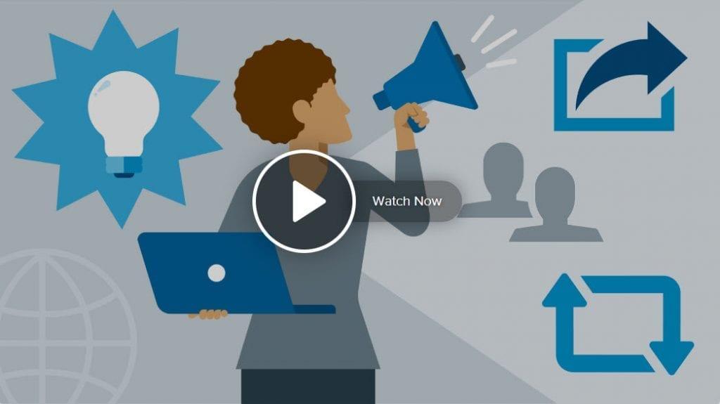 Social Media Marketing link to Lynda.com