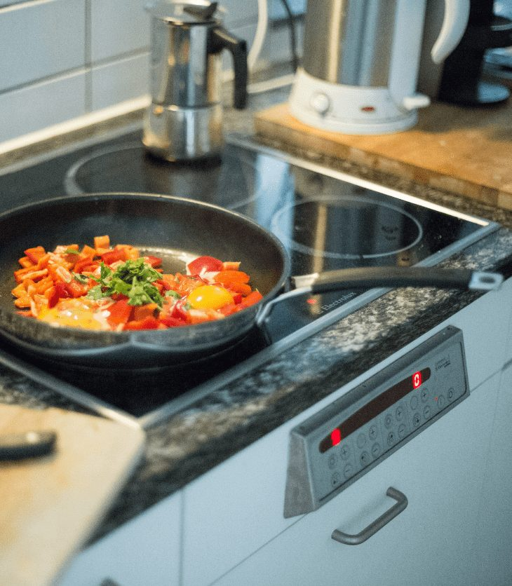 Easy meals for on-campus living