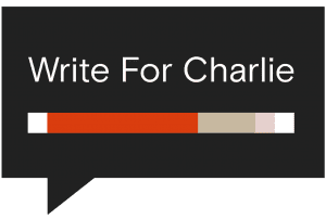 Write for Charlie Graphic
